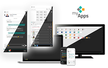 Communications Client myApps